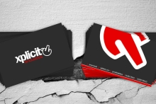 Xplicit Business Cards