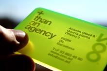 + Than An Agency