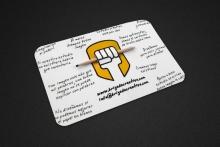 Brigada Creative Card