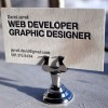 Business Card Of The Month: March 2010