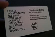 Christopher Bettig