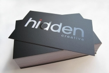 Business Card Of The Month: January 2010