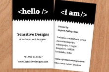 Sensitive Designs